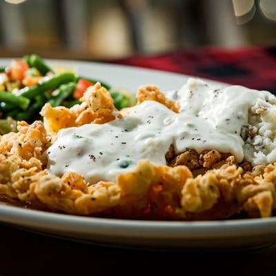 Chicken Fried Steak or Chicken