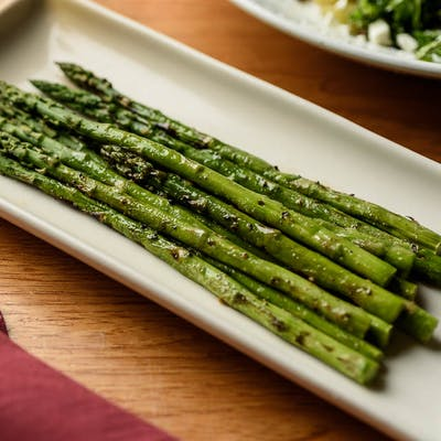 Side of Grilled Asparagus