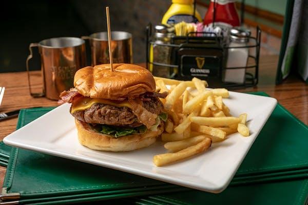 The Donnybrook Burger