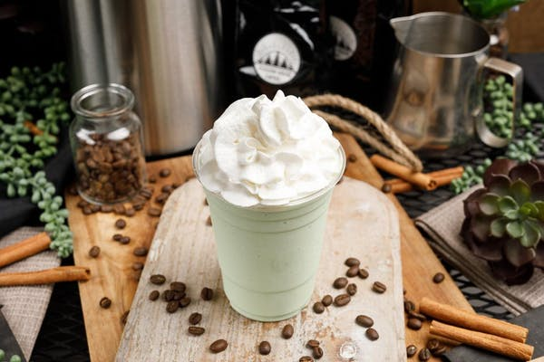 Green Tea Frap