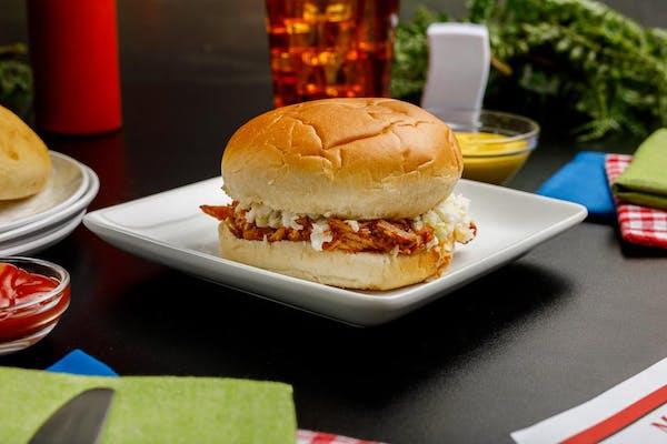 Moore's Chicken BBQ Sandwich