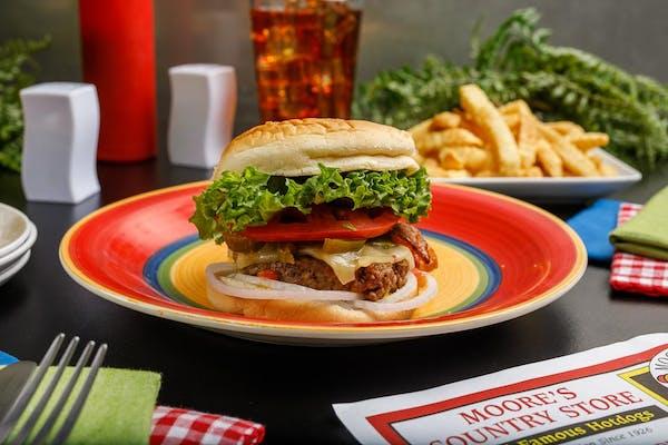 Waterlick Burger