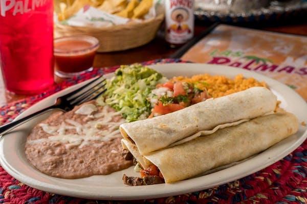 20. Tacos al Carbon