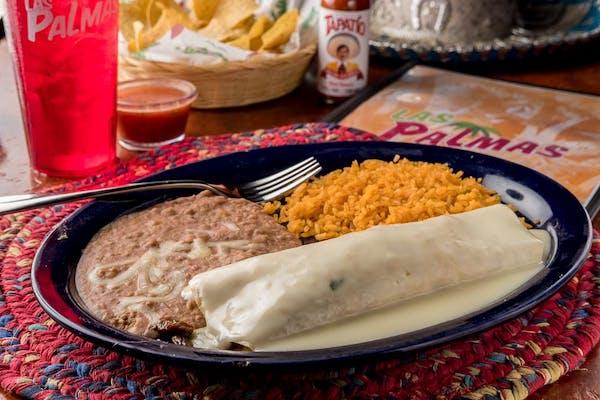 55. Burrito de Carne Asada