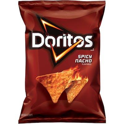 Doritos Spicy Nachos