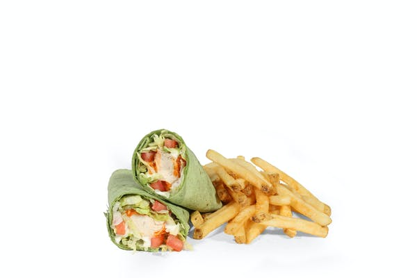 Buffalo Wrap, 1 Side