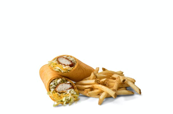 Smokey Cheddar Wrap, 1 Side