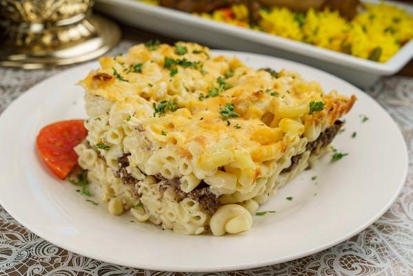 Macaroni Forno