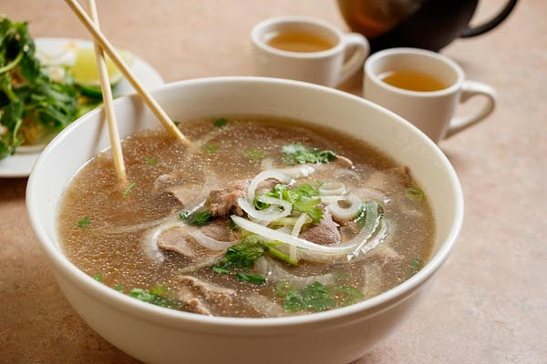 2. Steak Noodle Soup