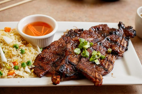 R20. Korean BBQ Short Ribs