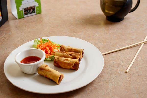 A1. Fried Egg Roll
