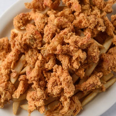 Fried Crawfish Tails Special
