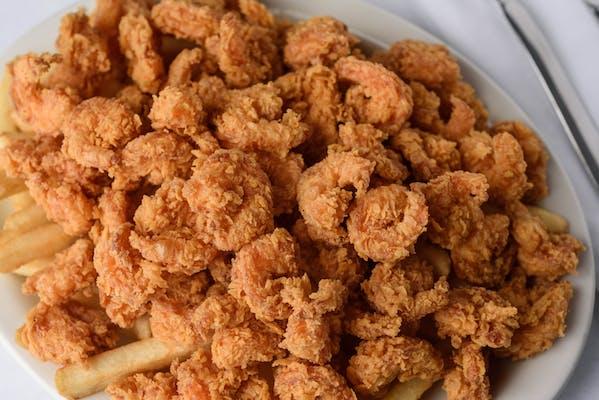 Popcorn Shrimp Dinner Special