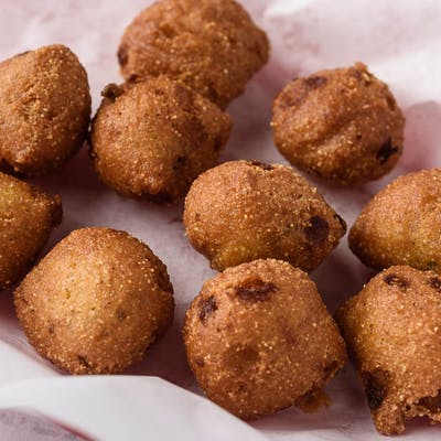 Side Hushpuppies