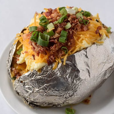 Side Baked Potato
