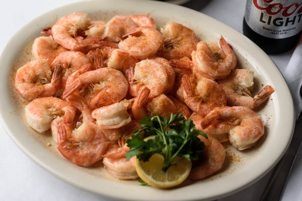 (1 pound) Boiled Medium Shrimp