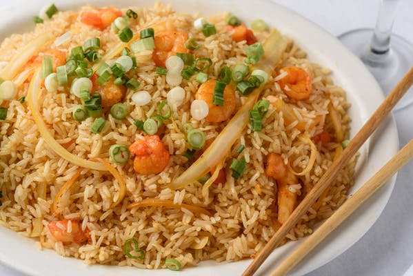 Craw-fish Fried rice