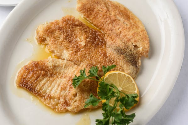 Steamed Garlic Tilapia Fillet