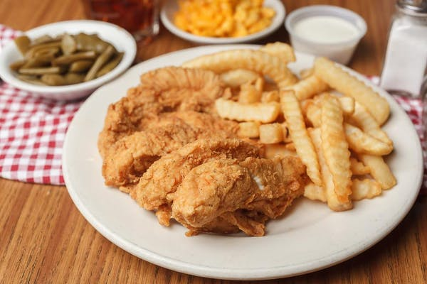 Chicken Finger Plate