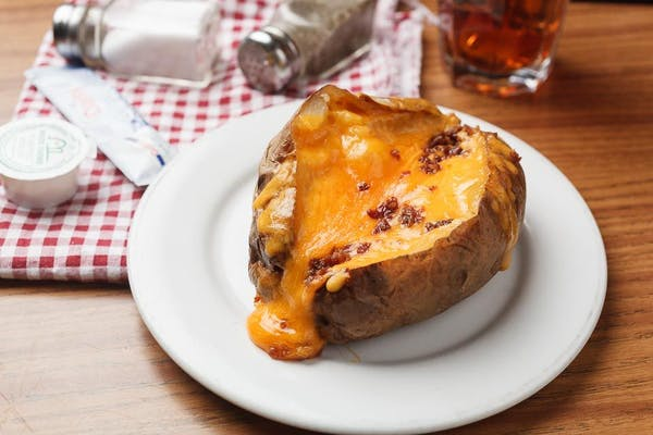 Loaded Bake Potato