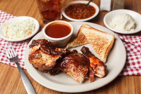 (½) Chicken Plate