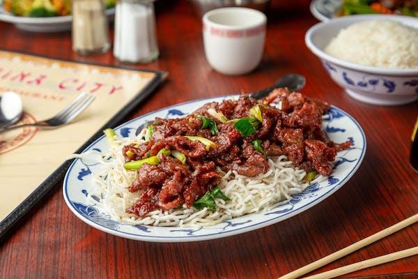 P1. Mongolian Beef