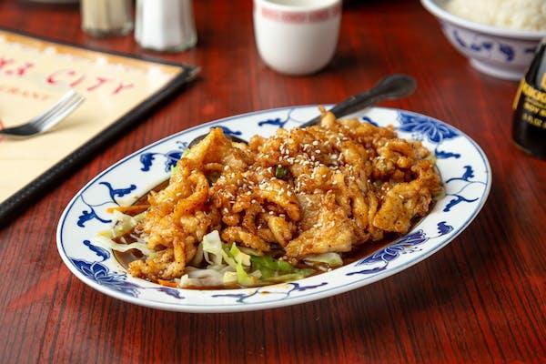 C19. Mandarin Chicken