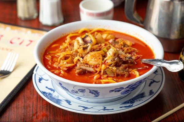 House Noodle Soup