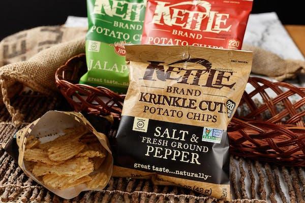 Bag of Kettle Chips