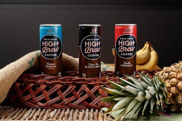 High Brew Iced Coffee