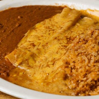 Cheese Enchilada Dinner