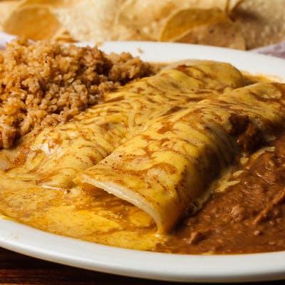 Chicken Enchilada Dinner