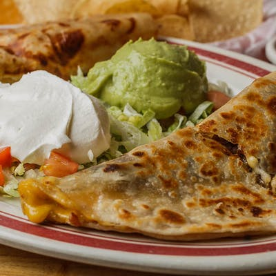 Fajita Quesadillas Dinner