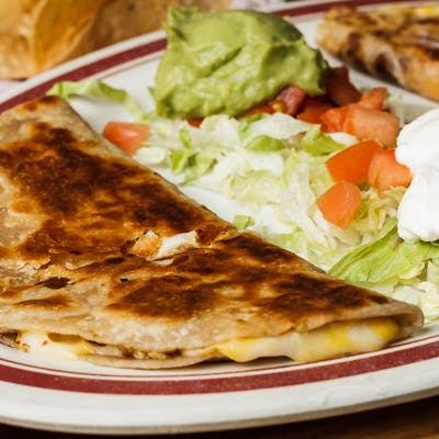 Cheese Quesadillas Dinner