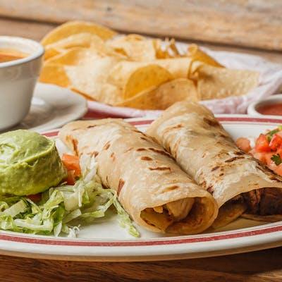 Taco Al Carbon Dinner