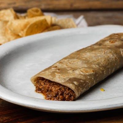 Taco Rey Burrito