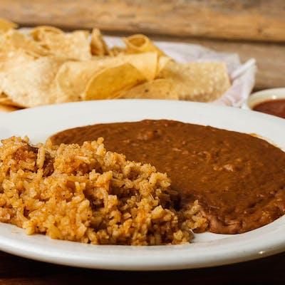 Beans & Spanish Rice