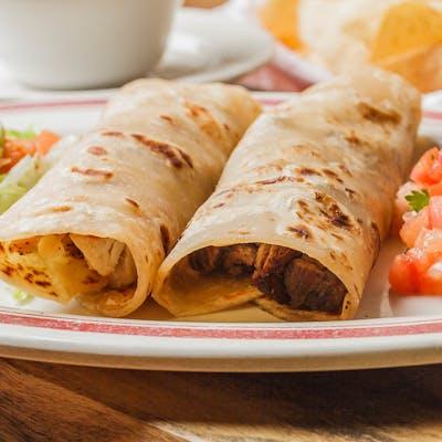 Lunch Taco Al Carbon