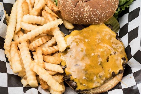 Wrigley Burger