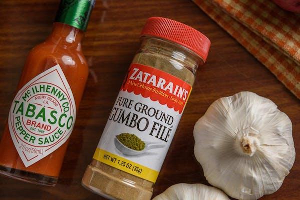 Zatarain's® Pure Ground Gumbo Filé