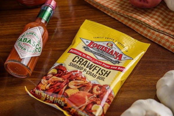 Louisiana Fish Fry (Boil)