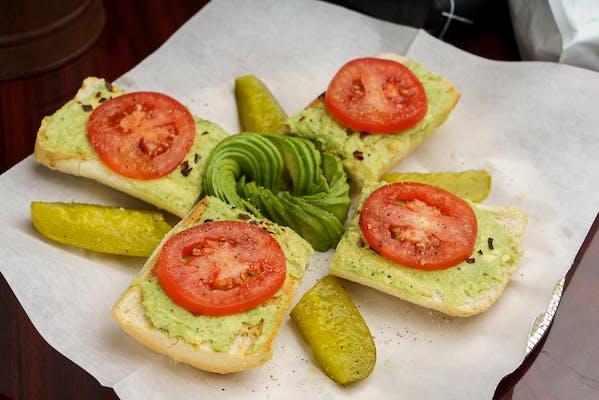 Avocado Toast Sandwich