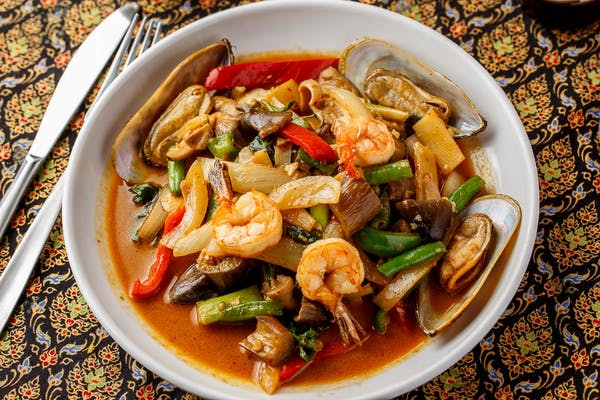 HS 1. Pad Ped Seafood
