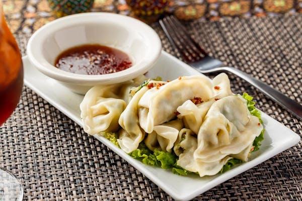 A 8. Gyoza Dumpling