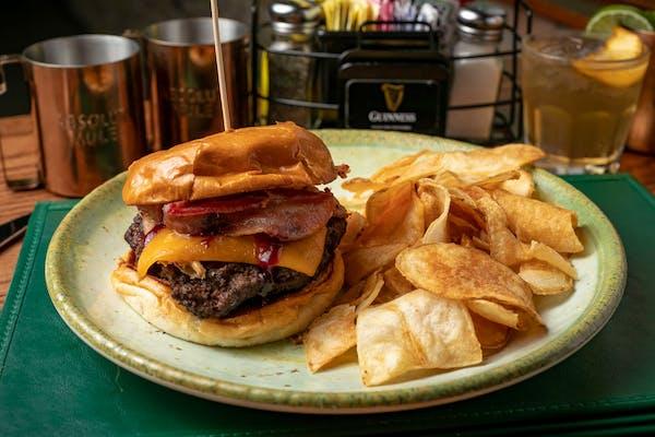 PBJ Burger
