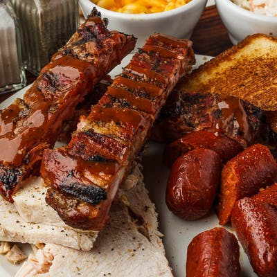 BBQ Meat Plate