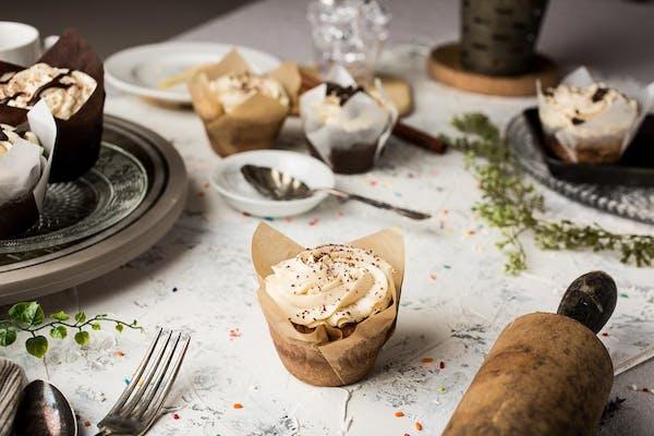 Keto-Friendly Cupcake