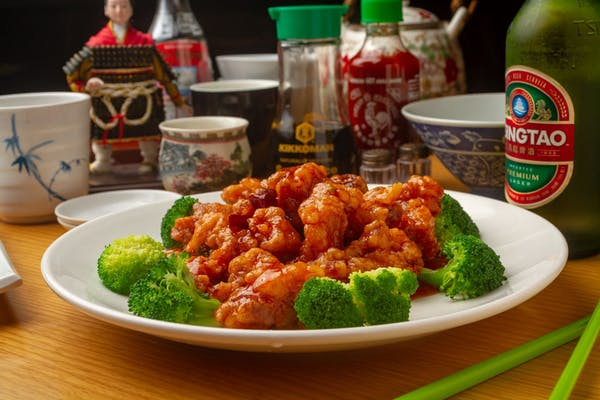 D01. General Tso's Chicken