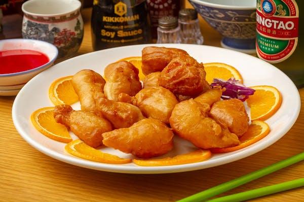 D04. Sweet & Sour Chicken