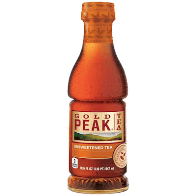 20oz Gold Peak Unsweet Tea
